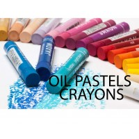 OIL PASTELS / CRAYONS