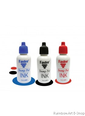 FASTER STAMP PAD INK 35ML