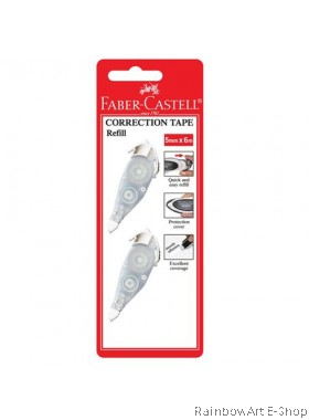 Faber-Castell Correction Tape Refill