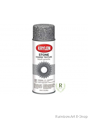 Krylon Coarse Stone Textured Finish (Cannot be sent to East Malaysia)