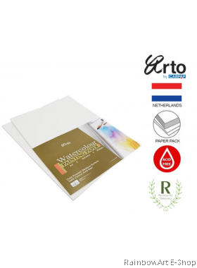 arto by CAMPAP A2 Watercolour Paper 300gsm CR36338