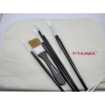 SYAMAL 582R OIL & ACRYLIC 6'S BRUSH SET