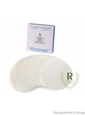 Filter Paper 125mm 10 Sheets