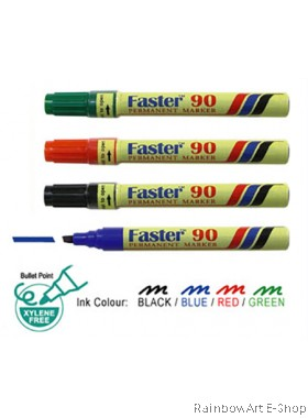 FASTER M-F-90 PERMANENT MARKER