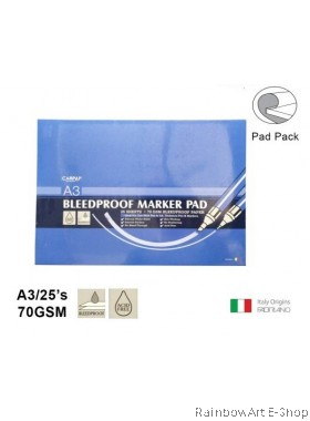 arto by campap A3 BLEEDPROOF MARKER PAD