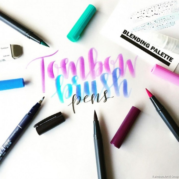 TOMBOW ABT DUAL BRUSH PEN OF - Tombow abt