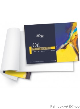 arto by CAMPAP A4 OIL PAINTING PAD