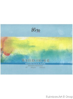 arto by CAMPAP A4 WATERCOLOUR PAPER  200gsm CR37322