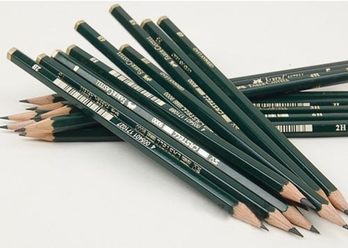 Faber castell castell 9000 graphite pencli 12pcs
